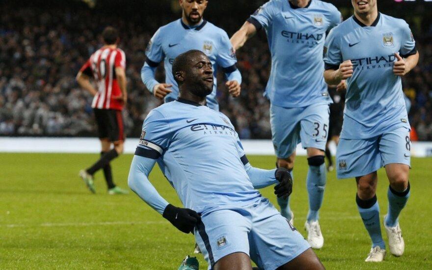 """""""Manchester City"""" - """"Sunderland"""""""