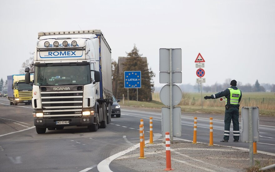 Литва и Латвия будут вместе обслуживать общую государственную границу
