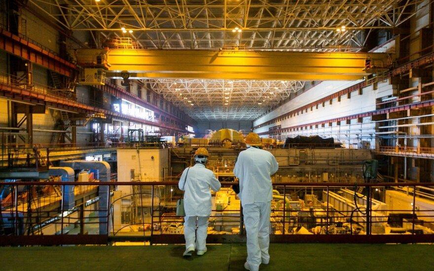 Министр: положение на Игналинской АЭС контролируется