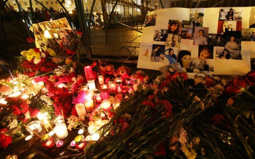 В Петербург летит второй самолет с телами жертв А321