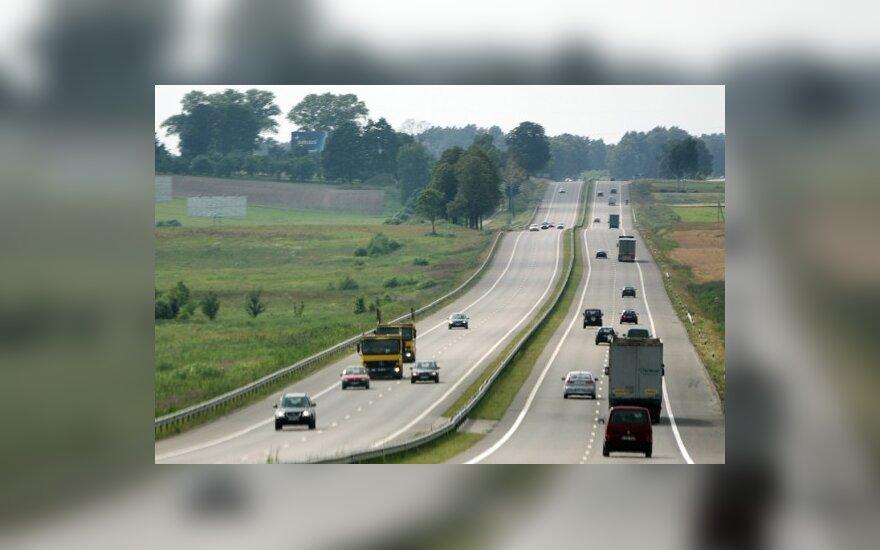 На литовских дорогах стало намного безопаснее