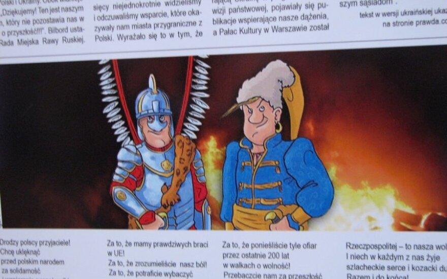 Wystawa o Majdanie w Wilnie