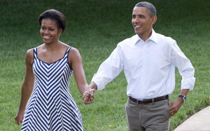 """Мишель Обама возглавила американский """"рейтинг восхищения"""""""