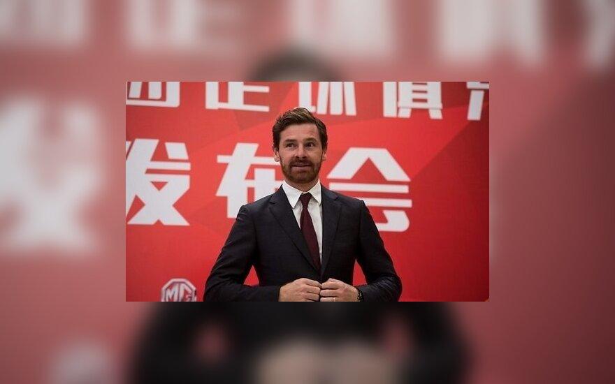 """Экс-наставник """"Зенита"""" уехал в Китай тренировать Халка за 12 млн"""
