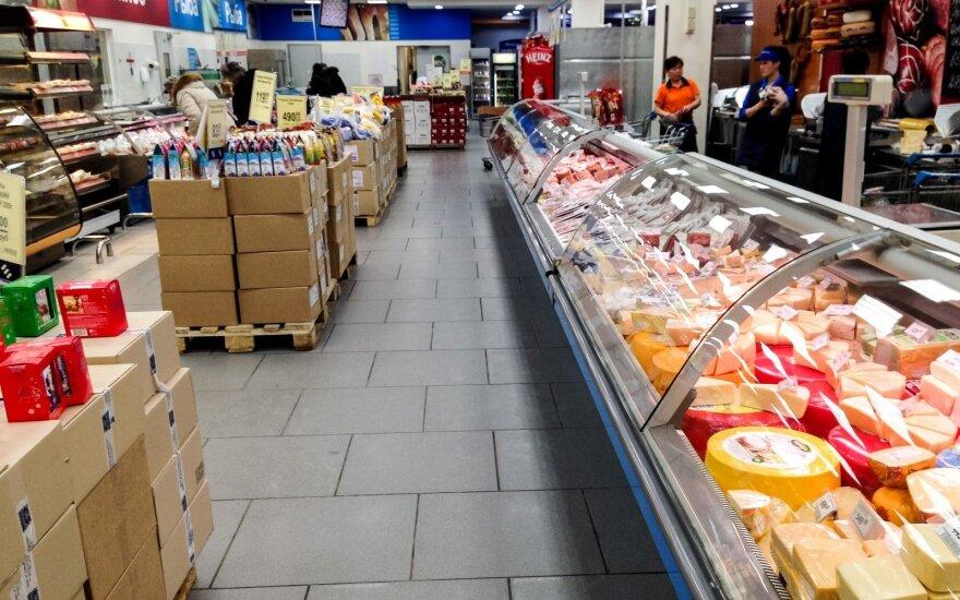 Россияне продолжают экономить на покупке привычных товаров