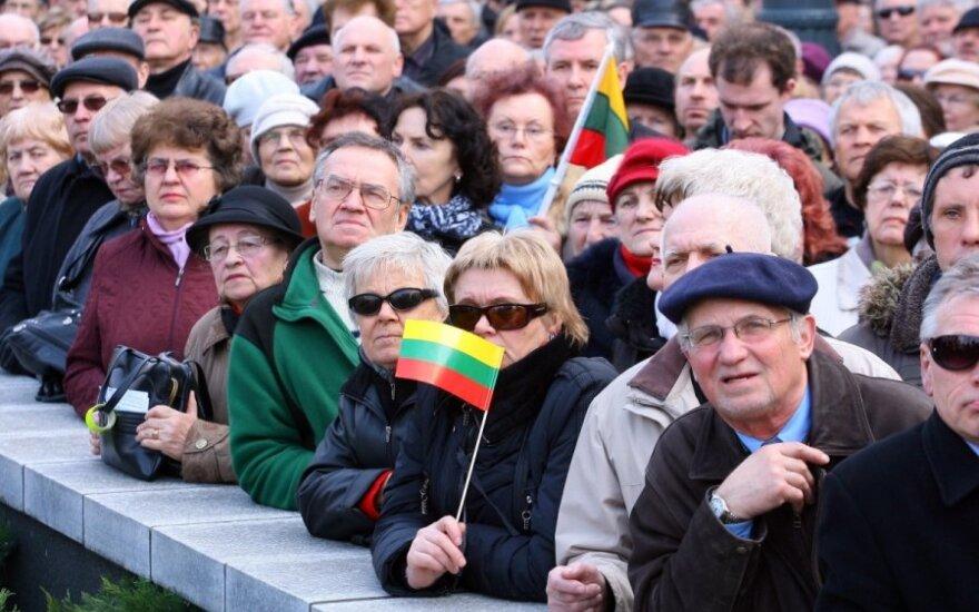 У жителей Литвы – плохие предчувствия