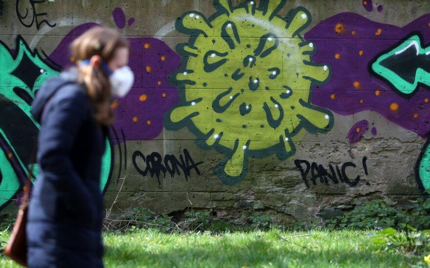 За сутки в Литве подтверждено 12 новых случаев коронавируса