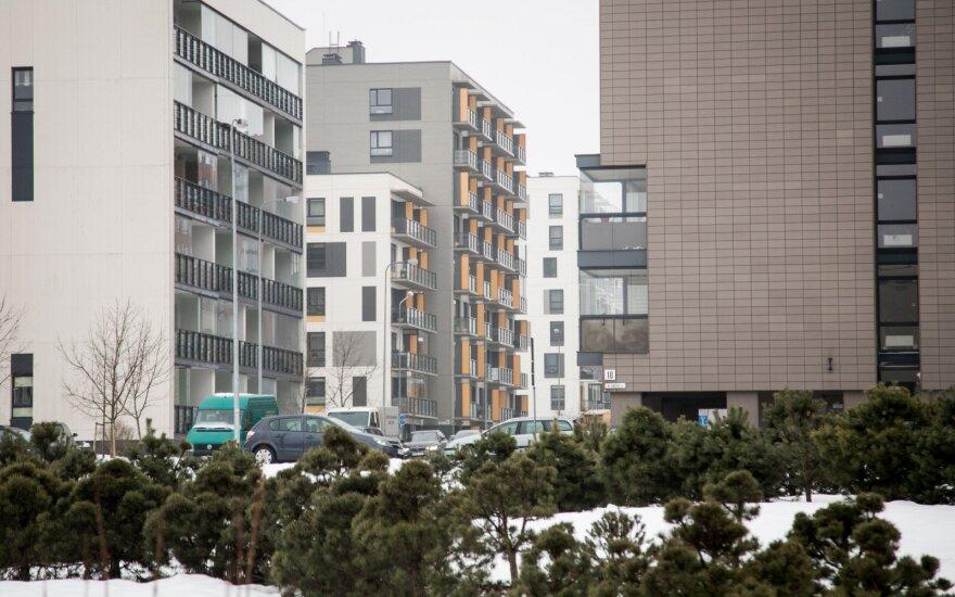 Сравнили три самых популярных района в Вильнюсе: где больше плюсов