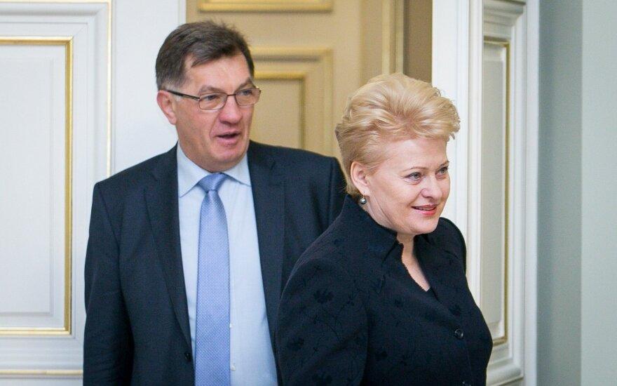 Президент Литвы: понятие политической ответственности чуждо этому правительству