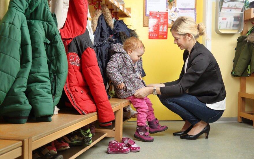 В Вильнюсе будет построено 7 модульных детских садов