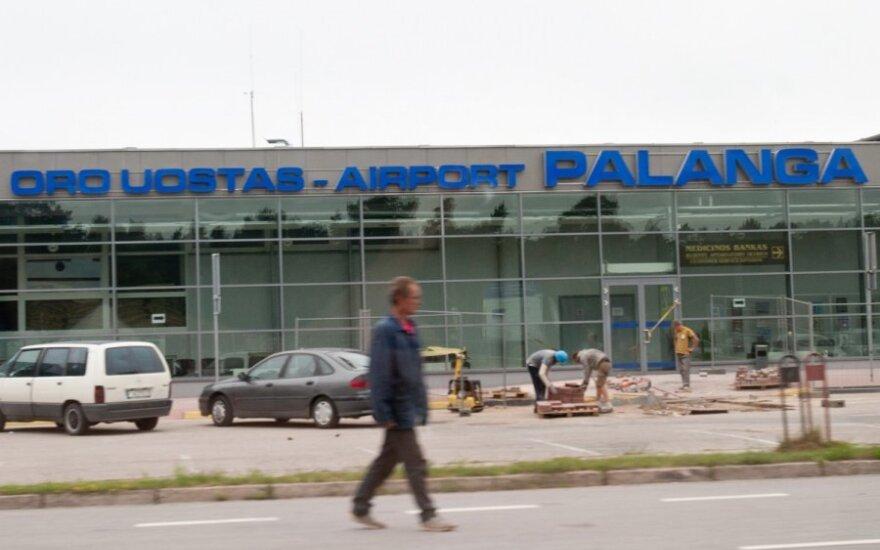 С середины июня в Палангском аэропорту откроется рейс в Санкт-Петербург