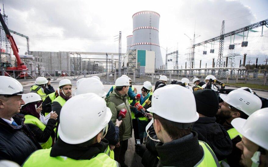Литва официально поставлена в известность о загрузке топлива в БелАЭС