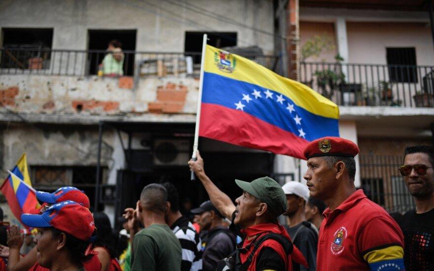 Евросоюз продлил санкции против руководства Венесуэлы