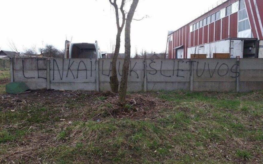 Neapykanta kurstantis užrašas