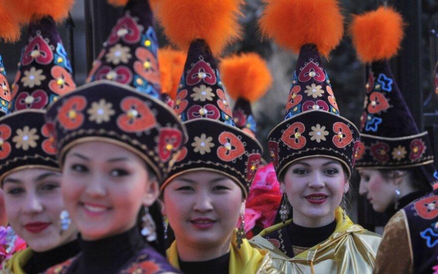 Kirgizijos tautiniai drabužiai