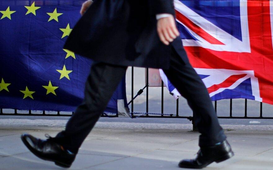 """Поправки палаты лордов задержат """"закон о Брекзите"""""""