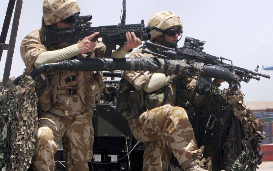 Financial Times: Великобритания заявит о регулярной отправке военных в Балтийские страны