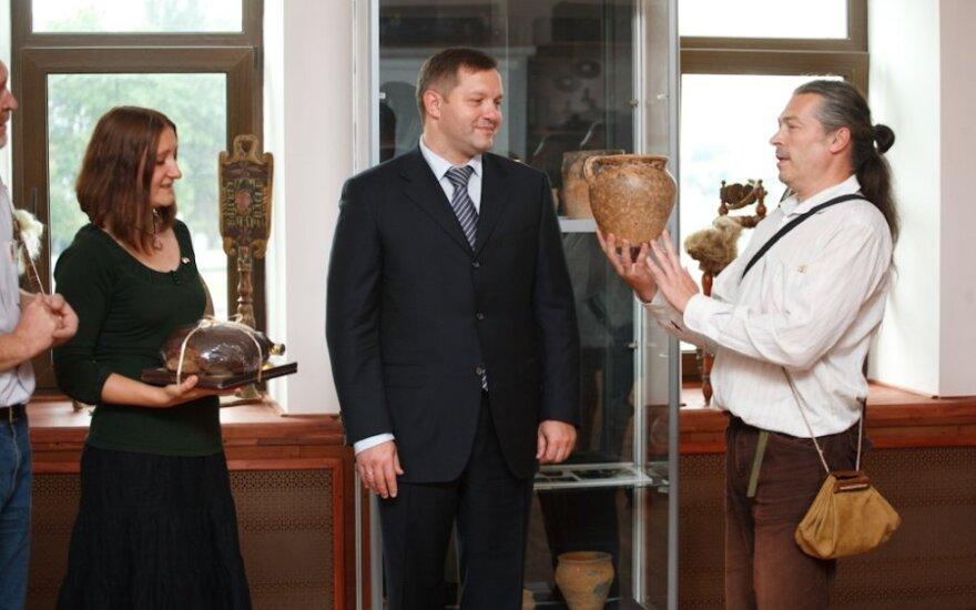 Фото с открытия выставки - Ольга Кирсанова
