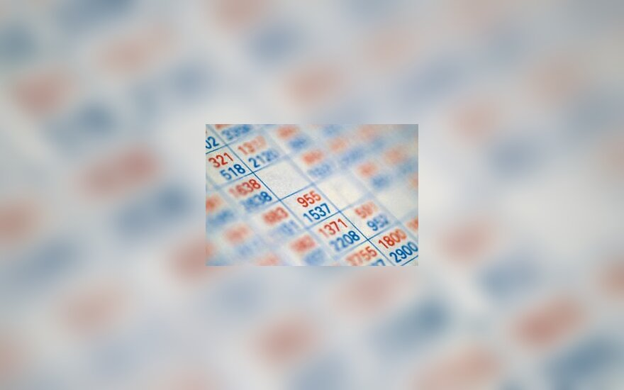 loterija, lošimas