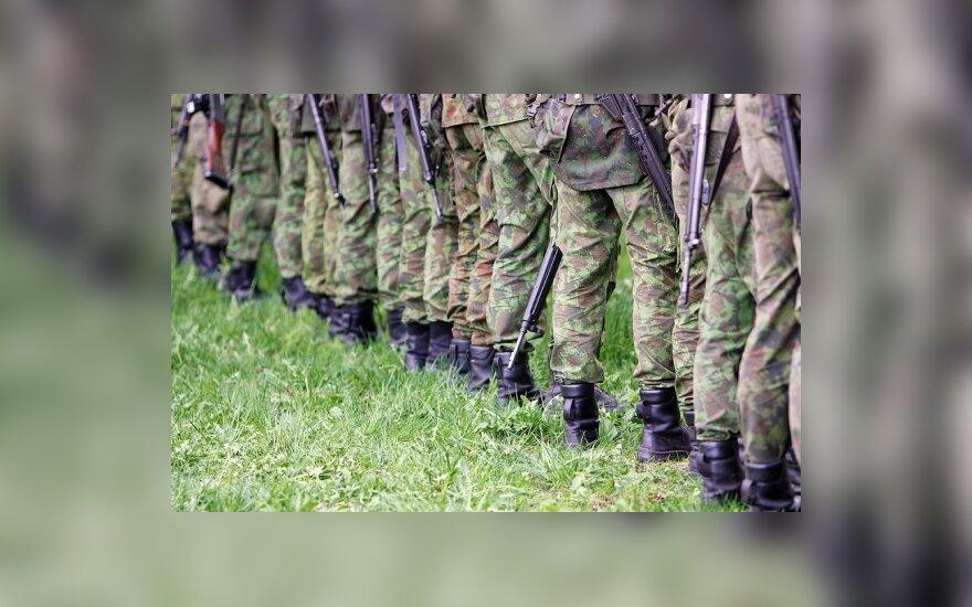 Жители Литвы против увеличения финансирования армии