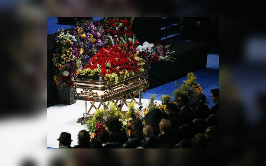 В Лос-Анджелесе прошла церемония прощания с Майклом Джексоном