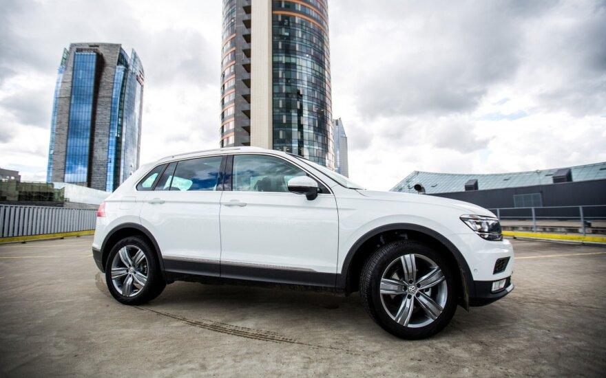 Литва одна из лидеров роста продаж новых автомобилей в ЕС