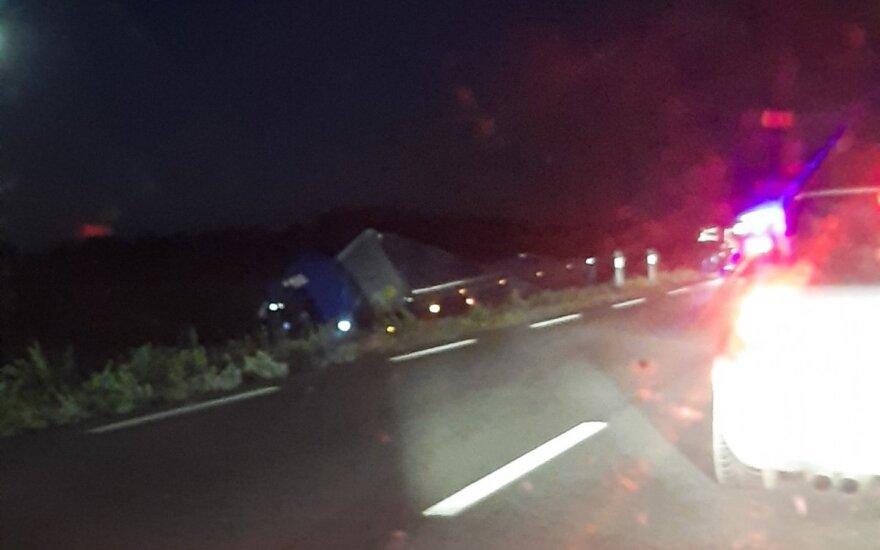 ДТП с летальным исходом в Плунгесском районе: купивший Mercedes водитель был пьян и без прав