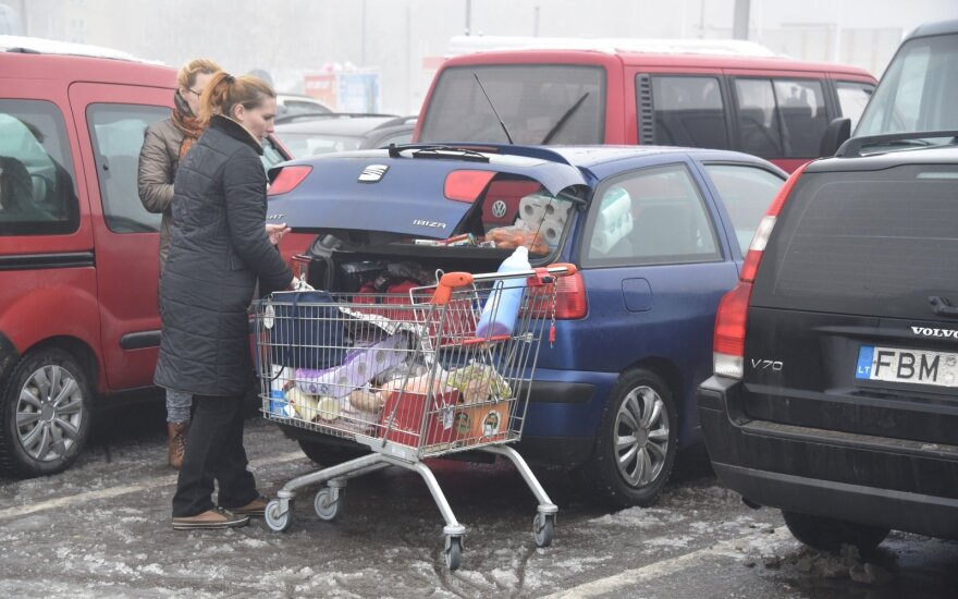 В некоторых магазинах в феврале подорожали продукты