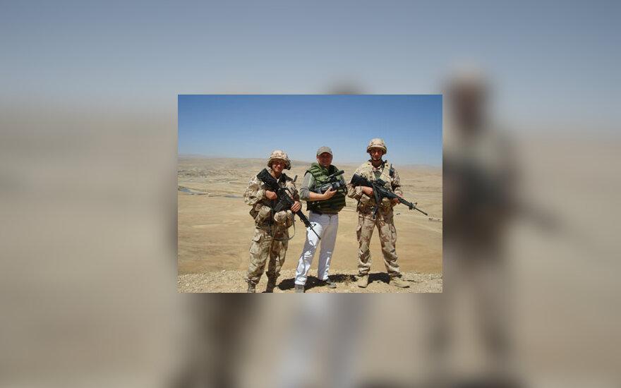 J.Matonis Afganistane