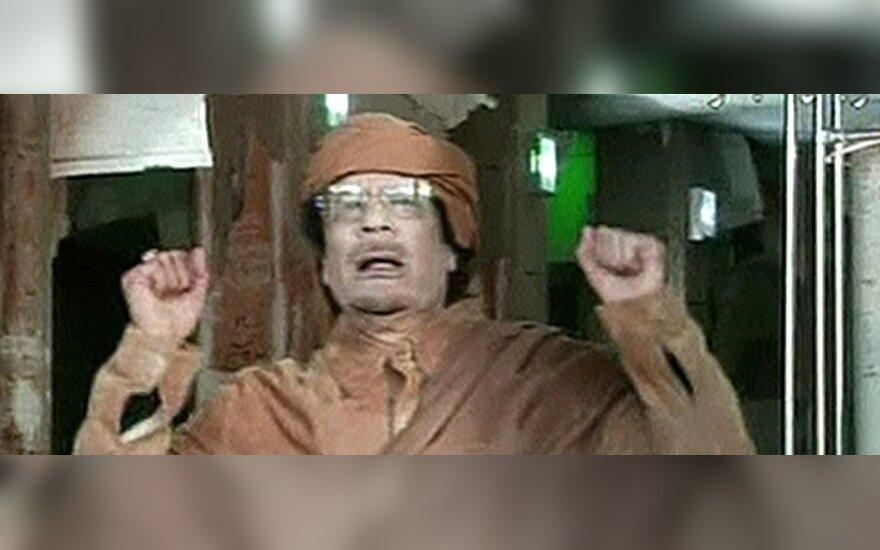 Израильтянин из речи Каддафи сделал клип хип-хоп