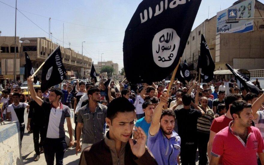 Islamo valstybės rėmėjai