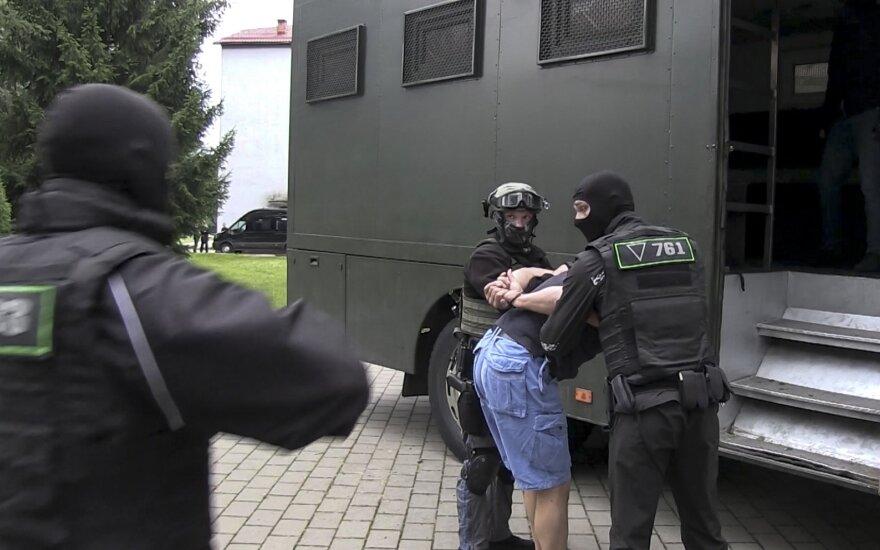 """32 """"вагнеровца"""", задержанные под Минском, вернулись в Россию"""