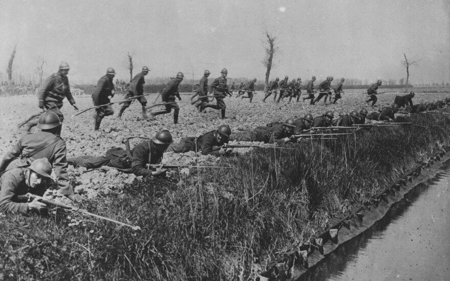 Президент Литвы: человечество должно выучить уроки Первой мировой войны