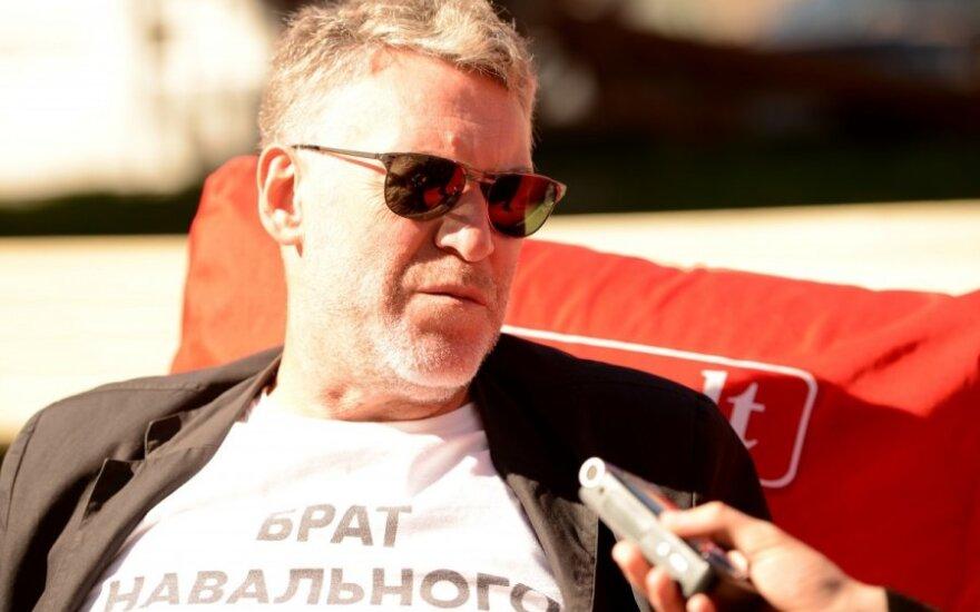 Artemy Troitsky  (R. Šeškaičio nuotr.)