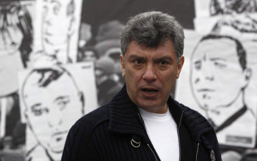 Европарламентарии хотят выдвинуть Немцова на премию Сахарова