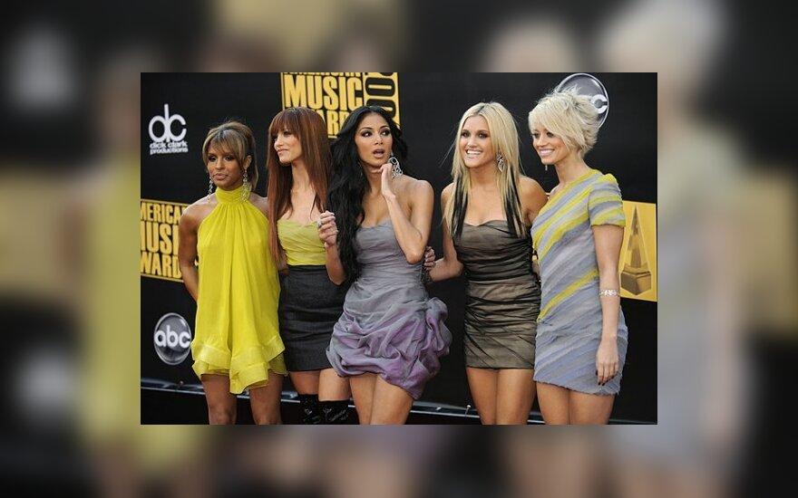 Группа Pussycat Dolls лишилась двух участниц