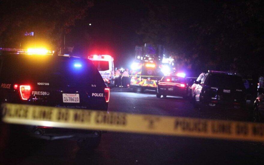 В США преступник ранил 5 человек в доме раввина