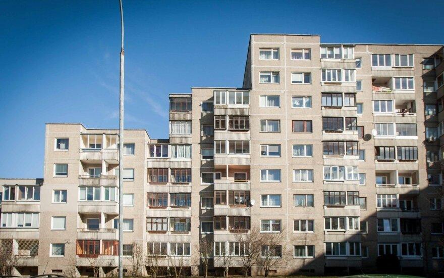 Цены на квартиры в столице Литвы сильно отличаются от цен в других регионах