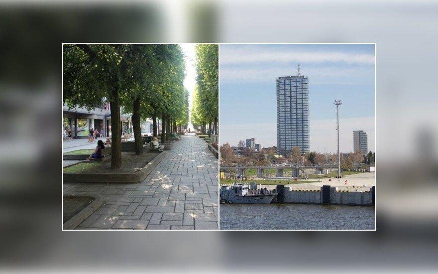 Каунас и Клайпеда претендуют стать культурной столицей Европы-2022