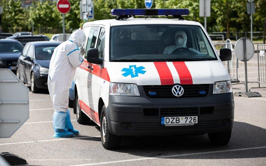 Коронавирус установили у двух специалистов Службы занятости