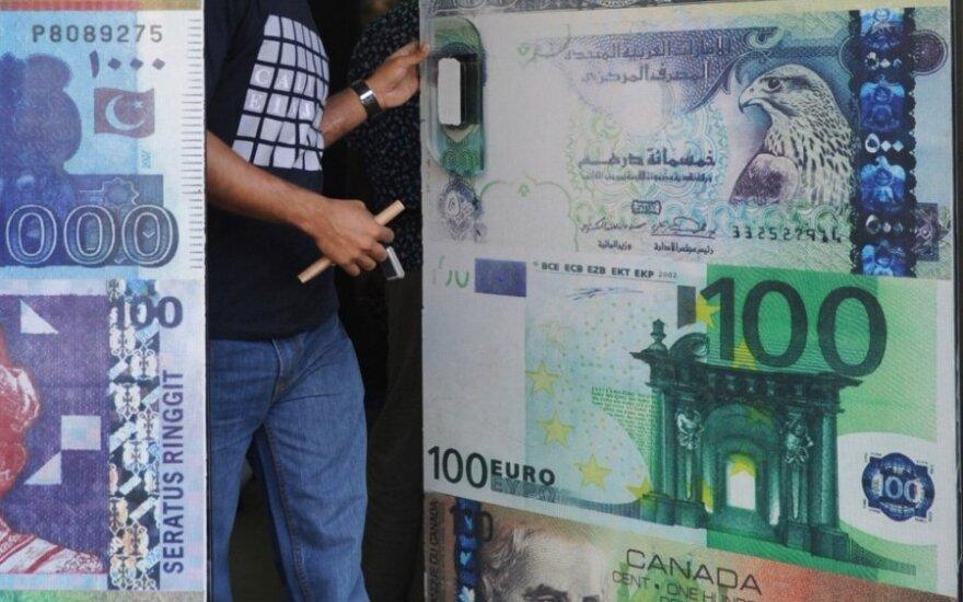 Valiutų keitykla, pinigai, skolos, skolų krizė