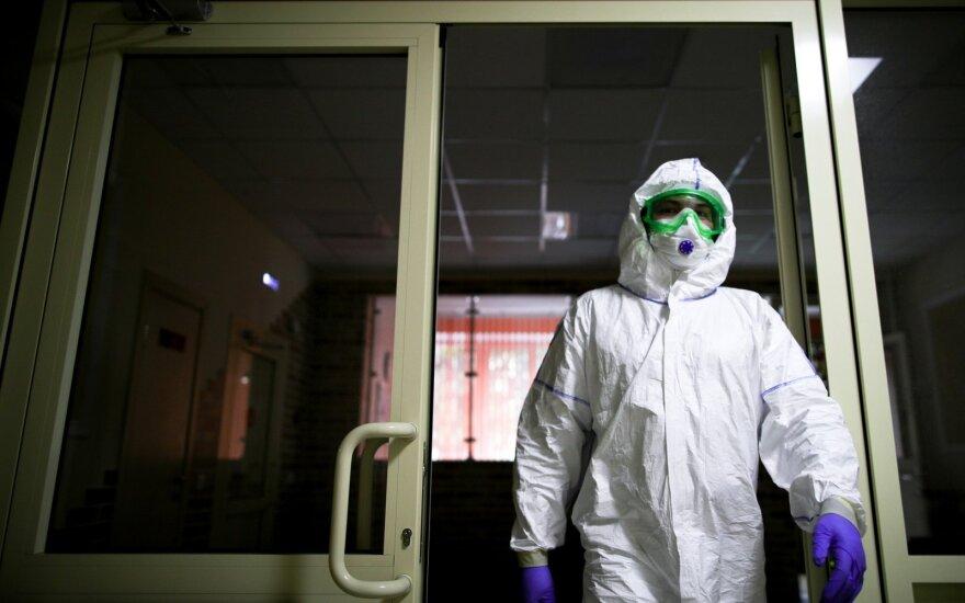 В России впервые с начала мая отмечено меньше 9 тысяч случаев коронавируса за сутки