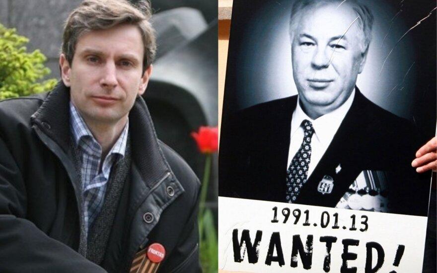 Algirdas Paleckis irr Michailas Golovatovas