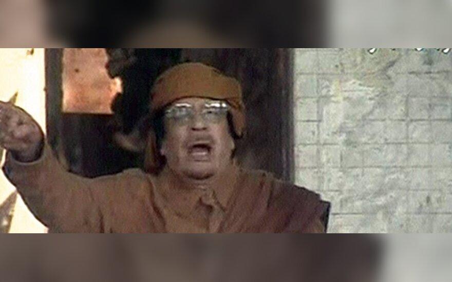 Muammaras al-Gaddafi