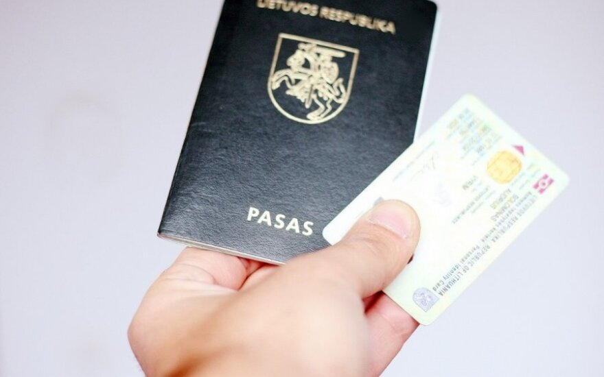Ponad połowa Litwinów za podwójnym obywatelstwem