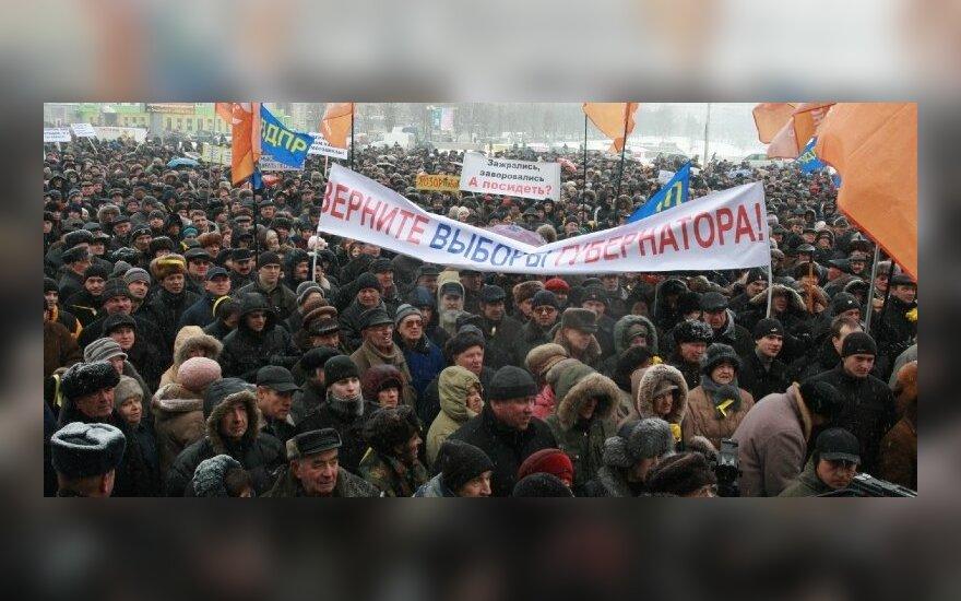 "Калининградская ""карманная"" демократия?"