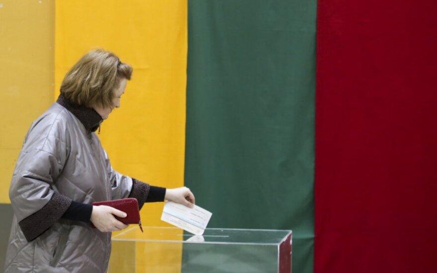 Половина жителей Литвы недовольна действием демократии
