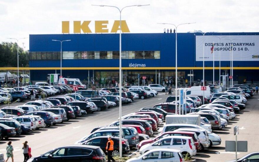 Выяснилась прибыль Ikea в Литве