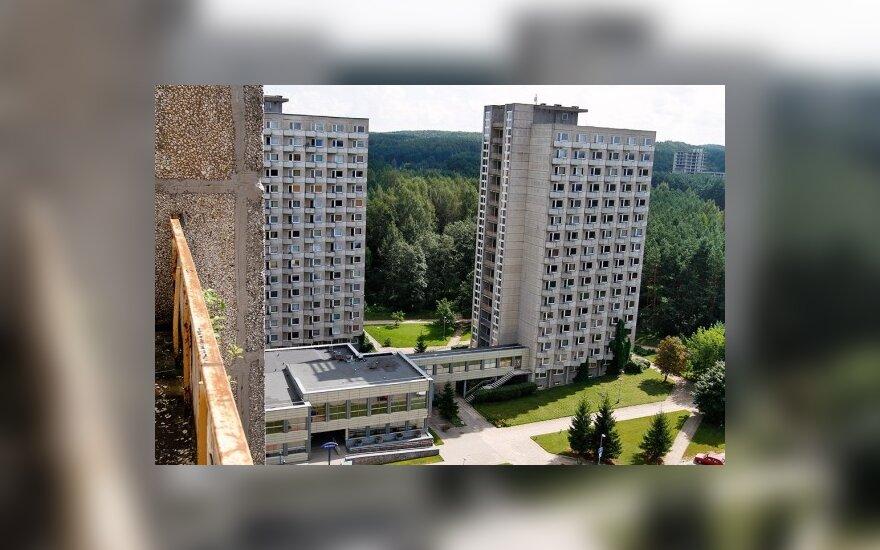 В столице ночью с 15 этажа выпал 20-летний молодой человек