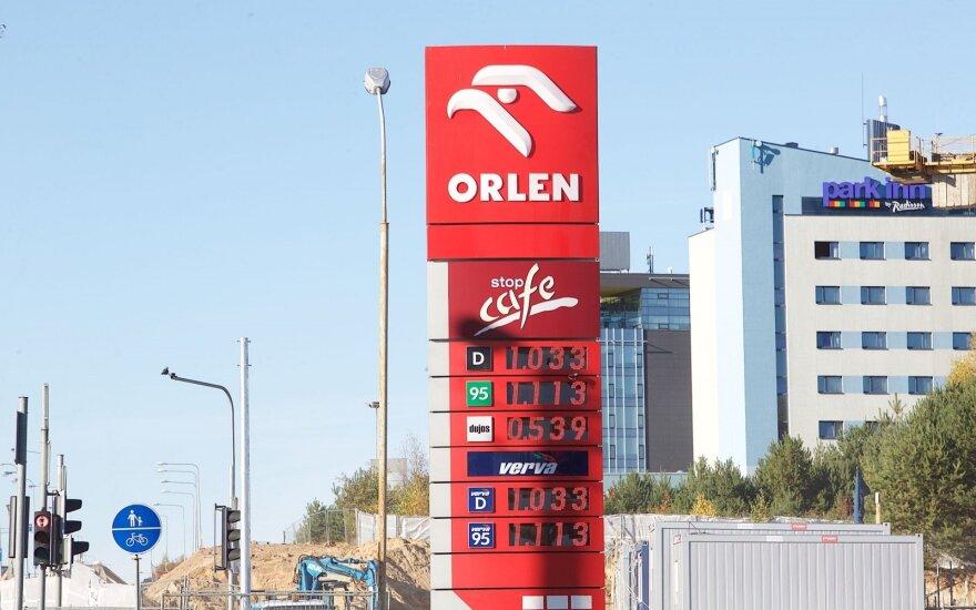 Orlen: нужно избегать ситуаций, когда суда заходят на охраняемую государством территорию